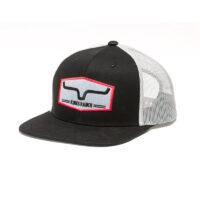 Kimes Cap Black Replay Trucker