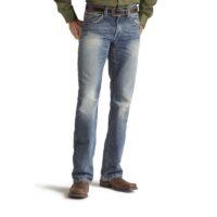 Men's Ariat Jean M5 Gambler Straight Leg