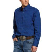 Men's Western Shirt Ariat Groton