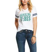 Ladies Rambling Vibes T-Shirt