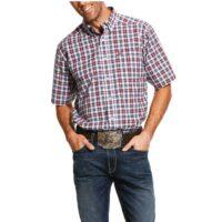 Men's Ariat SS Newington Shirt