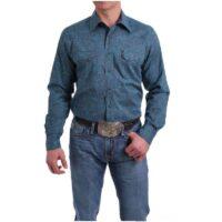 Men's Cinch LS Modern Fit Shirt