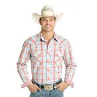 Men's Gorham Ombre Plaid Shirt