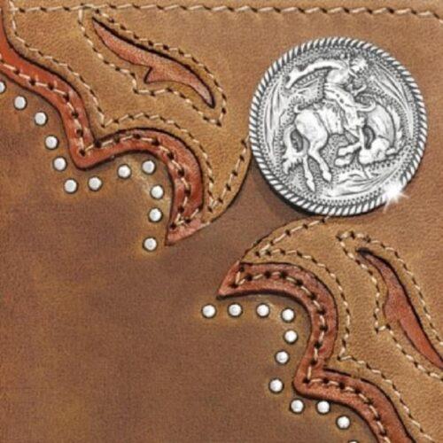 Tearing' Loose Rodeo Wallet