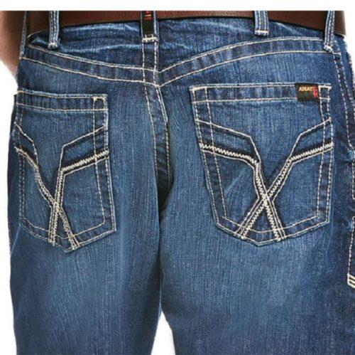 Men's Ariat FR M3 Straight Leg Jean