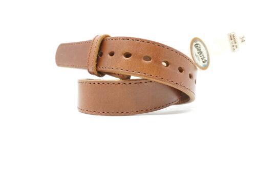 Men's Gingerich Light Brown Holster Belt