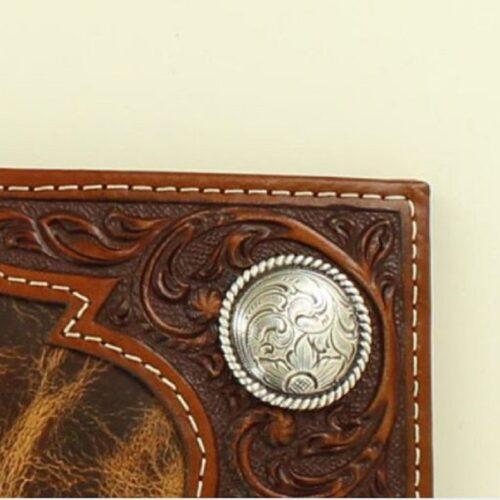 Ariat Tan Rodeo Wallet