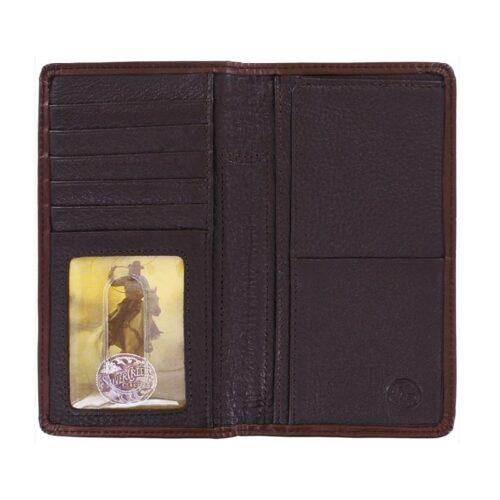 Cattle Driven Cowboy Wallet