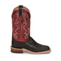 Women's Justin Moore Chocolate Boot
