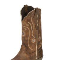 Women's Justin Jessa Brown Boot