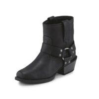 Women's Justin Black Jungle Boot