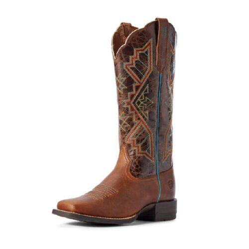 Women's Ariat Russet Rebel Boot