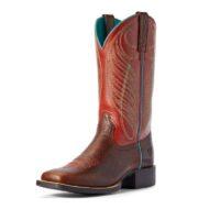 Women's Ariat Brown Patina Boot
