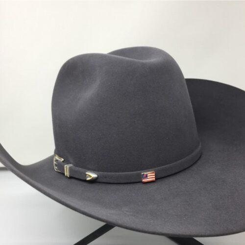American 10X Steel Hat
