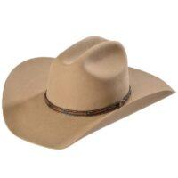 Justin 2X Gallop Fawn Felt Hat