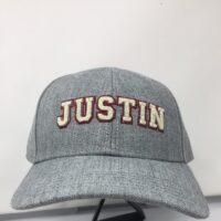 Justin White & Red Cap