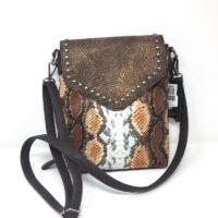 Women's Python Cross Body Bag D330000102