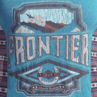Ladies LS Frontier Vintage Tee