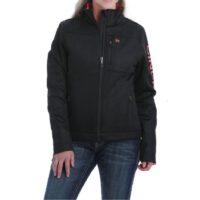 Ladies Black Conceal Carry Jacket MAJ9866017