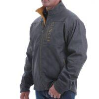 Men's Cinch Grey Conceal Carry Jacket MWJ1501003