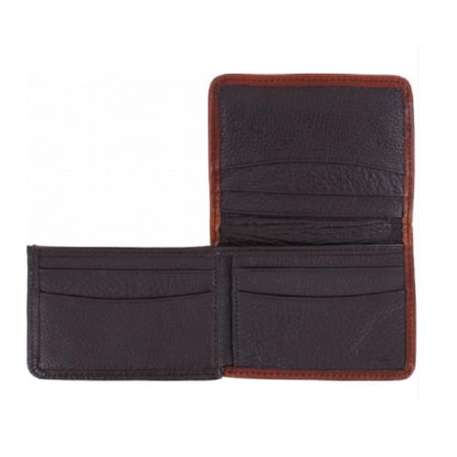 Cattle Driven Bi-Fold Wallet E80445