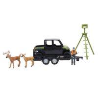 Toy Polaris Ranger Hunting Set