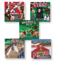 Children's Farm and Ranch Books