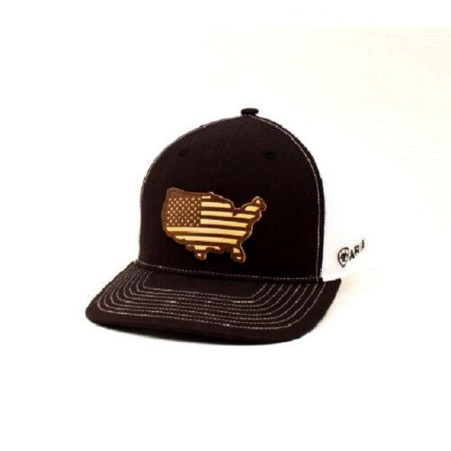 Ariat Black US Cap