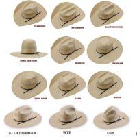 American 10X Black Hat