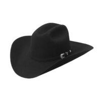 American Hat 7X Black Cattleman