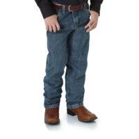 Boy's Wrangler Cowboy Cut Original Fit 13MWJSW