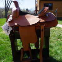 "Simco Roper 15 1/2"" Saddle"