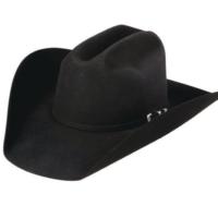 Greeley Hat Works Black Classic Hat