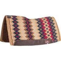 Classic Equine Contour Wool Alpaca Saddle Pad