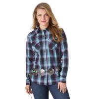 Women's Wrangler LS Multi Retro Shirt