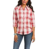 Ladies Billie Jean Crimson Shirt 10035542