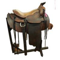 Heavy Duty Ranch Roper Saddle