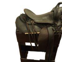 "Antique ""Non-rideable"" Saddle"
