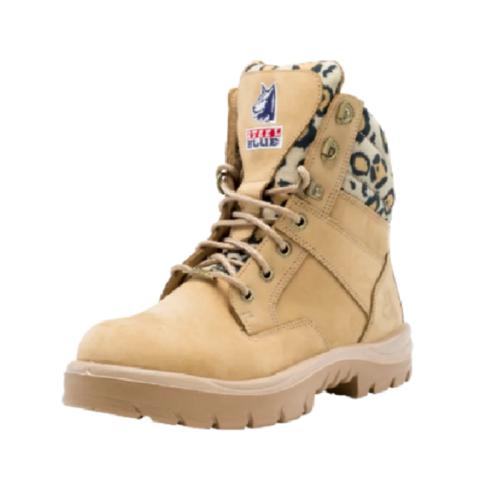 Women's Steel Blue Southern Cross Jungle Boot