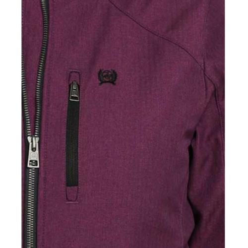 Women's Cinch Carry Concealed Purple Jacket