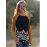 Cruel Girl Raglan Knit Sweater CTK3550006